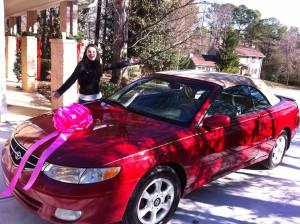 Christines Car