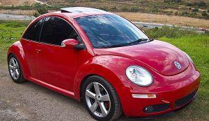 New Beetle Lovebug. Thanks, dad!