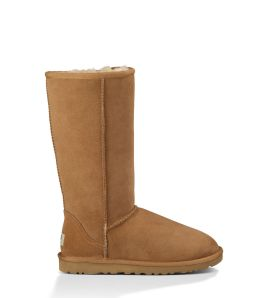 Chestnut Classic Tall UGG